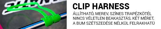 Clip harness