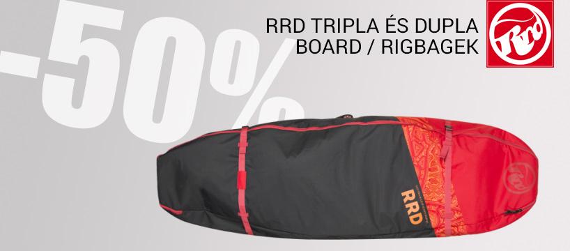 RRD triple bag