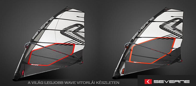 Severne sails